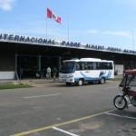 Piden que aeropuerto 'José Aldámiz' recupere categoría internacional