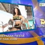 Se inició la fiesta más grande de la Amazonía (video)