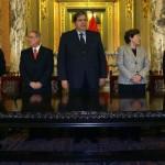 Sociedad peruana debe señalar a los narcotraficantes sin temor, invoca presidente García