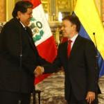 Colombia dispuesta a profundizar relación con Perú en temas políticos y económicos