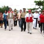 Alcalde de Aucayacu habria infringido ley electoral al participar de inauguración de obras