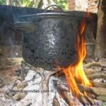 Recomiendan no encender hornillos a leña dentro del hogar para paliar el frío en la selva