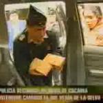 Policía decomisó 40 kilos de clorhidrato de cocaína que venía de Aucayacu (video)