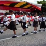 Instituciones de Tingo María realizaron desfile por 189 aniversario de independencia del Perú