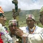Capturaron con 240 kilos de cocaína a sacerdote aymara que ungió a Evo Morales