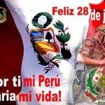 Se iniciaron en Aucayacu actividades conmemorativas por las Fiestas Patrias