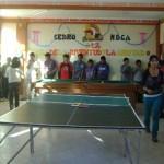 Cedro implementó Casa de la Juventud y la Amistad en distrito ayacuchano de Carmen Alto