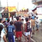Dantesco incendio en Pichari pudo convertirse en tragedia
