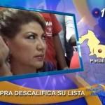 Inscripción de esposa de Luis Valdez en lista del APRA en Ucayali genera escándalo (video)