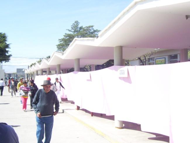 Misión médica USA 2010 ya se encuentra en Ayacucho