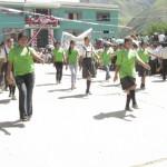 Jóvenes líderes del Monzón celebraron con emoción el 189º Aniversario patrio