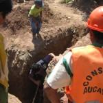 Cuestionan obras de ampliación del sistema de agua potable de Aucayacu