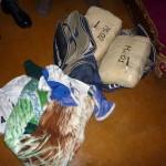 Abandonan maletín con cinco kilos de marihuana en Tingo María