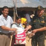 Policía Nacional y Pronaa realizan importante acción cívica en Pumahuasi