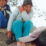 Dos niños murieron en zonas altoandinas de Huanta debido a bajas temperaturas