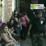 """Intervienen a dos menores de edad en operativo a prostibares de """"los bajos Mundos"""" en Kimbiri (video)"""