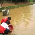 100 kilómetros del río Marañón afectados por derrame de petróleo en Loreto