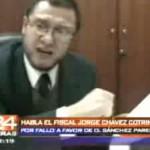 Indignación fiscal por fallo que declaró nulo proceso contra acusado por narcotráfico (video)