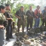 Aún no ascienden a policías de Aucayacu que desarticularon columna