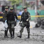 Coche bomba estalla frente a instalaciones de Radio Caracol, en Colombia