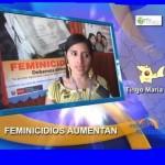 Denuncian que aumentan casos de femenicidio en el Perú (video)