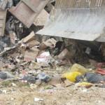 Diez toneladas de desperdicios hospitalarios amenazan salud de habitantes de Tarapoto