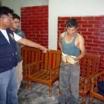Detienen a dos personas que transportaban droga de Tingo María a Lima