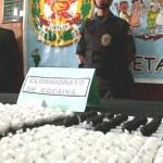 Cae sujeto involucrado en tráfico internacional de drogas