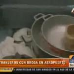 Narcotraficantes intentaban sacar droga del país escondida en calderos y latas de atún