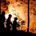 Quema de pastizales en el VRAE ocasionó otro terrible incendio forestal