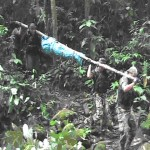 Encuentran cadáver de mando senderista «john»