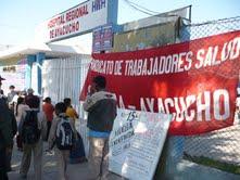 Trabajadores del Hospital Regional de Ayacucho anuncian paro de 24 horas para este jueves.