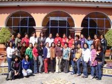 Candidatas a elecciones regionales y municipales de Ayacucho se capacitaron en gestión pública