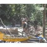 Destruyen dos laboratorios clandestinos de drogas en Leoncio Prado, Huánuco (video)