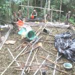 Destruyen otros dos laboratorios de drogas en Leoncio Prado, Huánuco