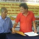 Macuya y Pueblo Nuevo también apuestan por el desarrollo lícito