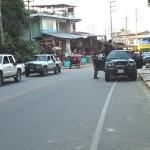 Pobladores de San Alejandro, Von Humboldt y Neshuya, impiden bloqueo de carretera Federico Basadre