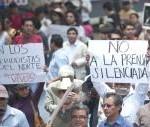 Periodistas de México exigen un alto a agresiones del crimen organizado
