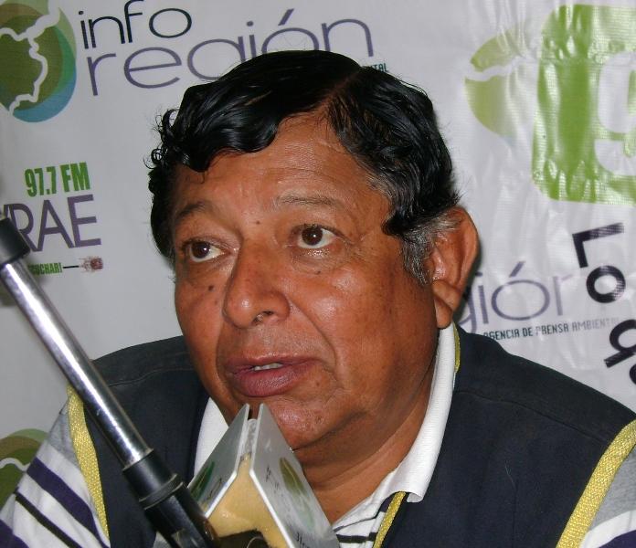 Estrategia Crecer empezará a ser aplicada en el VRAE según presidente regional de Ayacucho