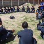 CEDRO impulsa creación de red regional de voluntariado en jóvenes