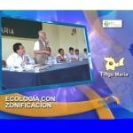 Se inició en Tingo María taller de Zonificación Ecológica y Económica de Huánuco (video)
