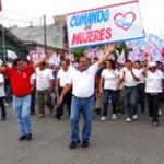 Hermanos Juan y Luis Picón cierran campaña en festivo mitin