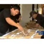 Incautan 300 kilos de clorhidrato de cocaína (video)