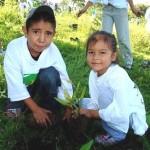 Instituciones se unen para celebrar la Semana Forestal en José Crespo y Castillo
