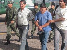 Trasladan a la DIVICOTE-Ayacucho a narcotraficante y abastecedor senderista Oscar Montes