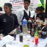 Realizan exitosa Feria Gastronómica en Ayacucho
