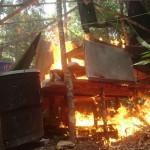 Ejército colombiano intensifica operaciones contra el narcotráfico en Nariño