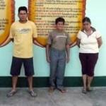 Efectivos de la comisaria de Tocache capturaron a tres presuntos integrantes de Sendero Luminoso