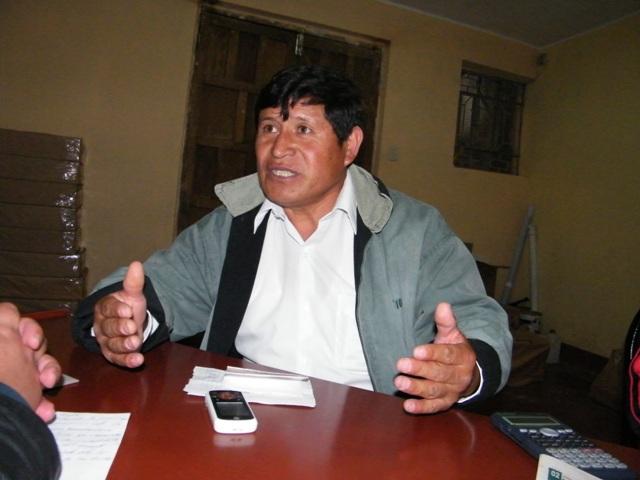 Rondas Campesinas deben ser la base de la seguridad en Ayacucho