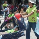 Piden firmas por las personas con discapacidad